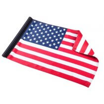Ace 21 American Golf Flag - Two Sided
